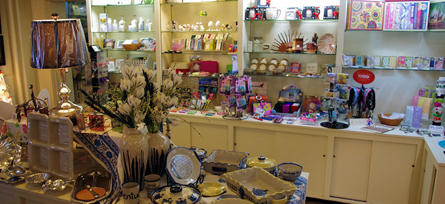 Gift Shop at Beaumont Inn