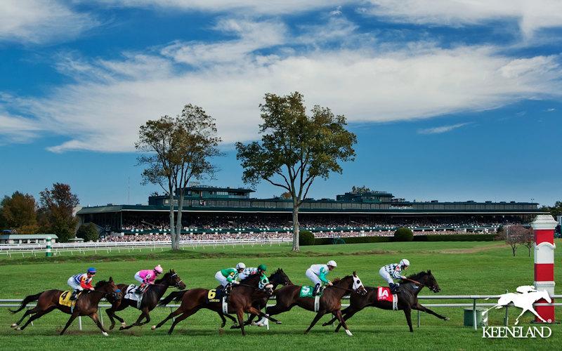 Keeneland Horse Races