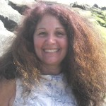 Jill Lauri practices Animal Communication at the Beach