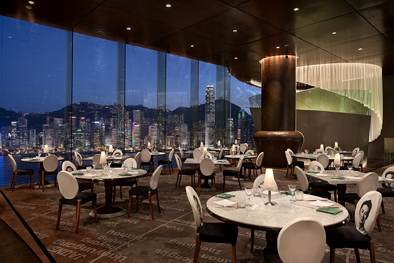 Felix Restaurant. Photo: Peninsula Hotels