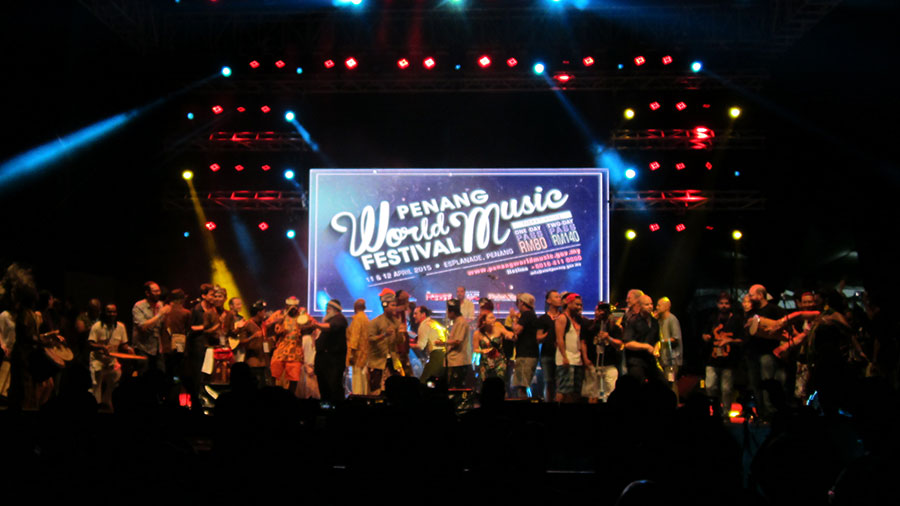 Penang World Music Festival