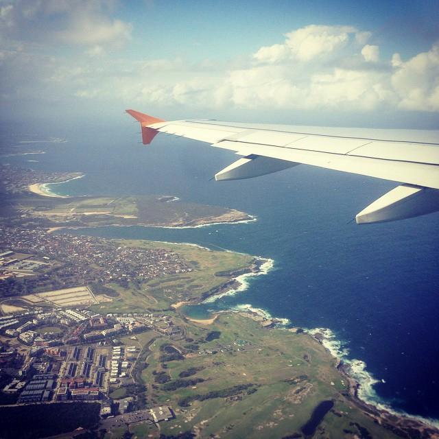 The view over Sydney. Photo: Chris Ashton