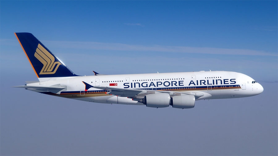 Credit: Singapore Airlines