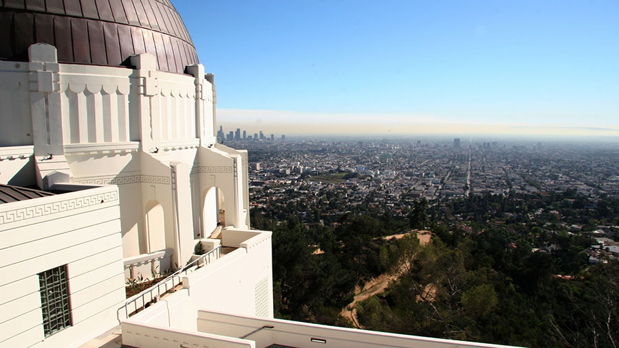 Griffith Observatory. Credit: Discover Los Angeles