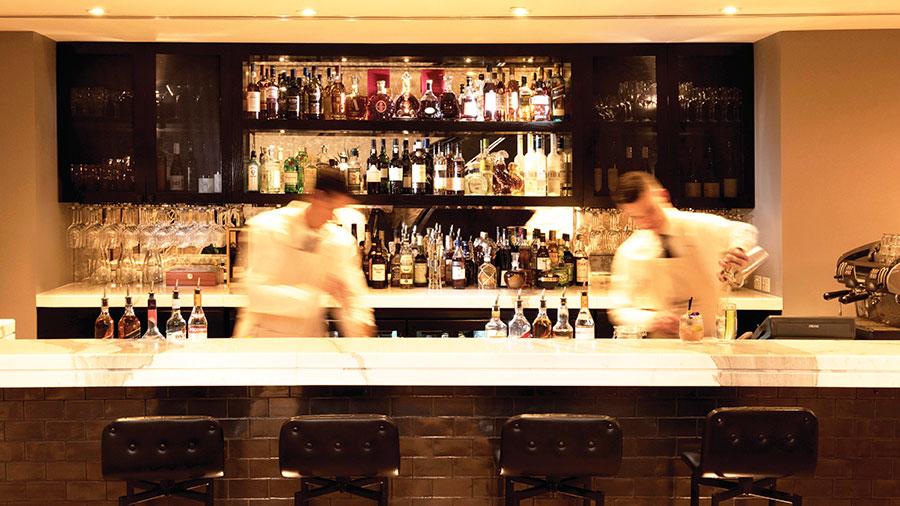 Mayflower Restaurant & Bar. Photo: Mayfair Hotel