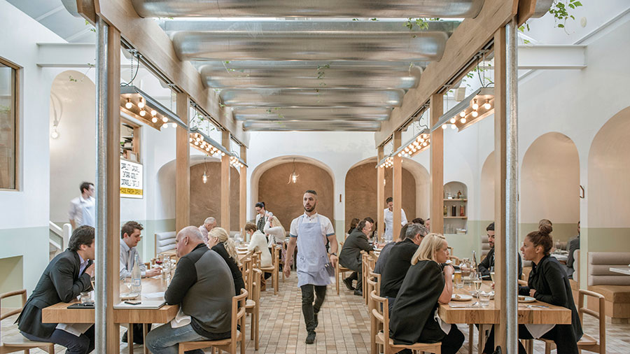 Osteria Oggi. Photo: Food & Wine Collective