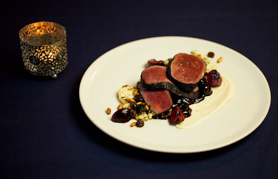 Wild Venison from Cazador. Credit: Supplied.