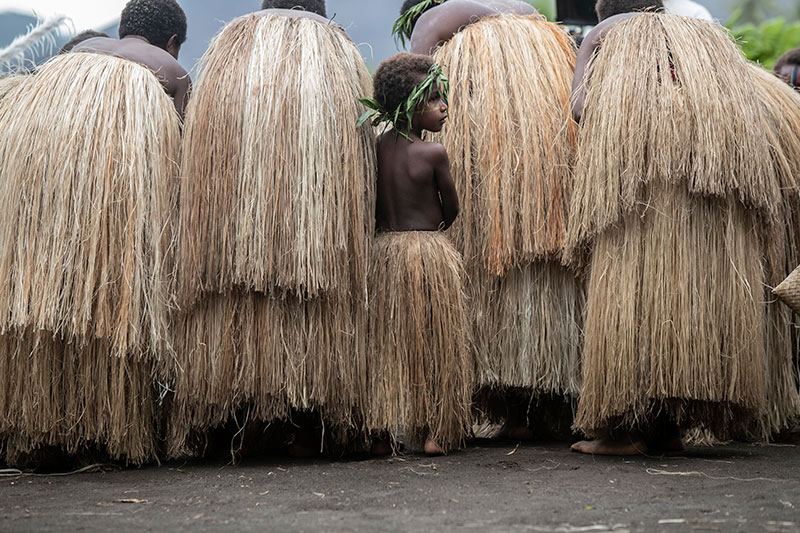 Vanuatu locals. Supplied.