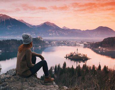 Lake Bled, Slovenia. Photo: Supplied