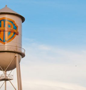 Warner Brothers Studios. Supplied.