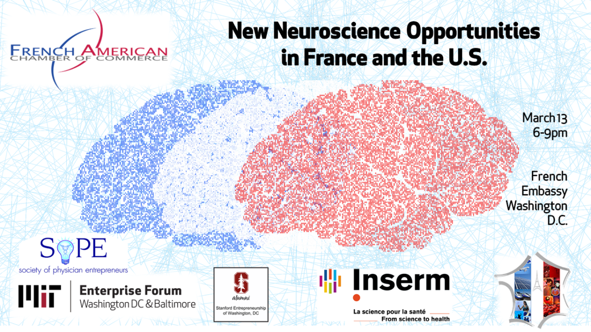 March 13 2019 New Neuroscience Opportunities in France and the U.S.