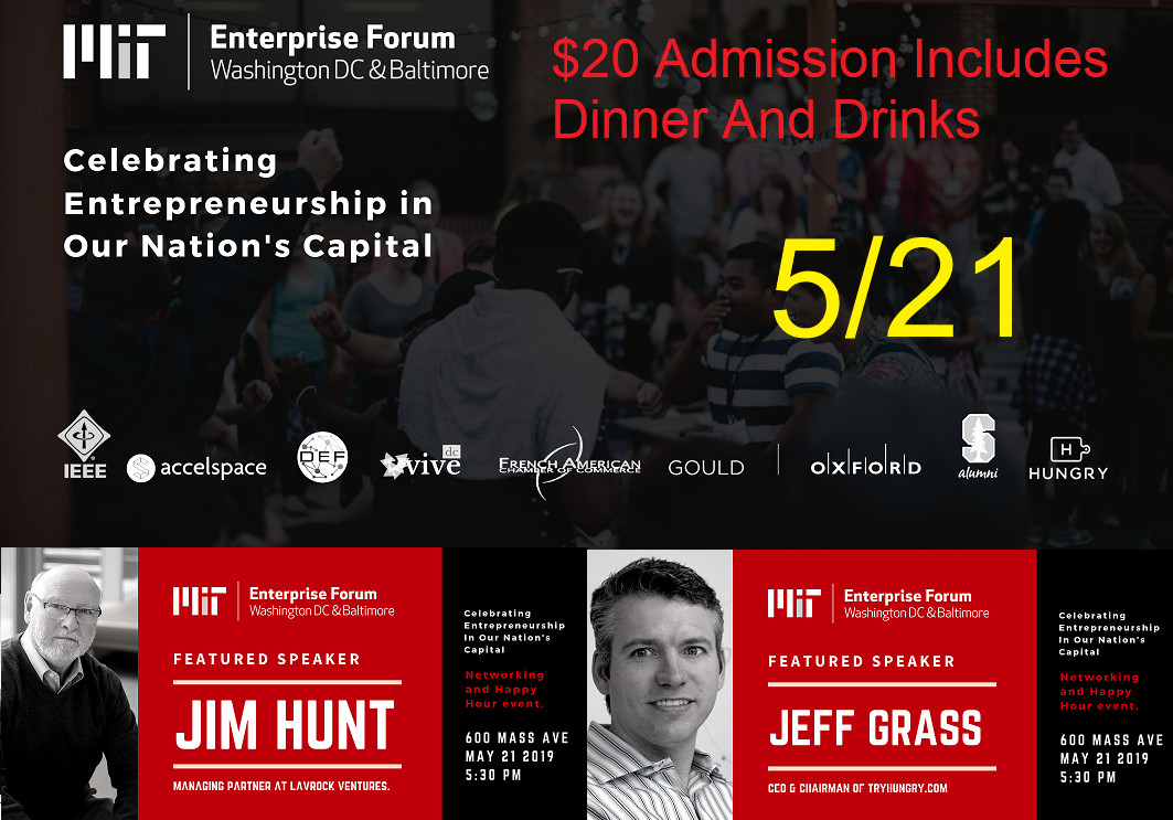 Celebrating Entrepreneurship in Our Nation's Capital