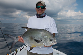 Key West permit fishing