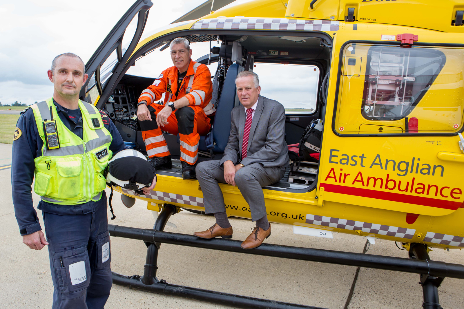 Norfolk Commercial Photography - East Anglian Air Ambulance