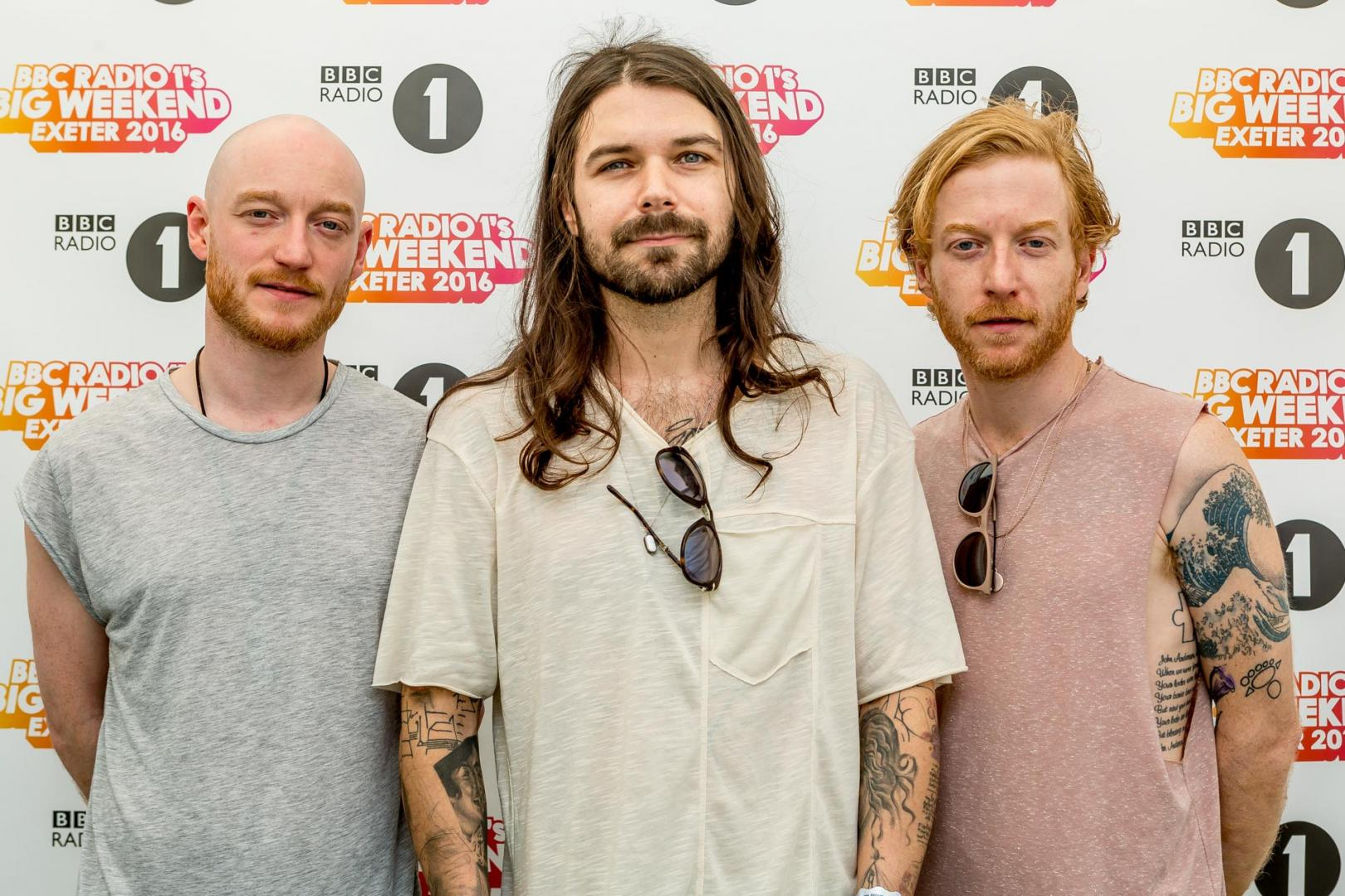 Biffy Clyro Music Photography