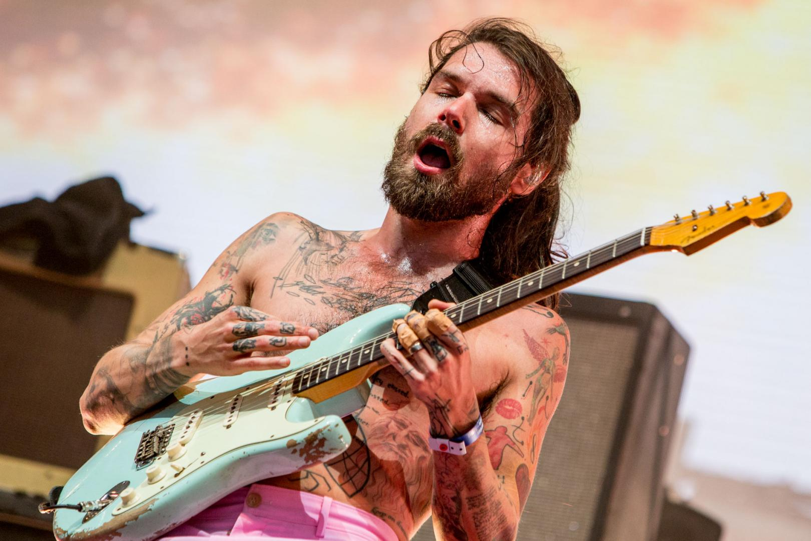 Biffy Clyro performs Live at Big Weekend
