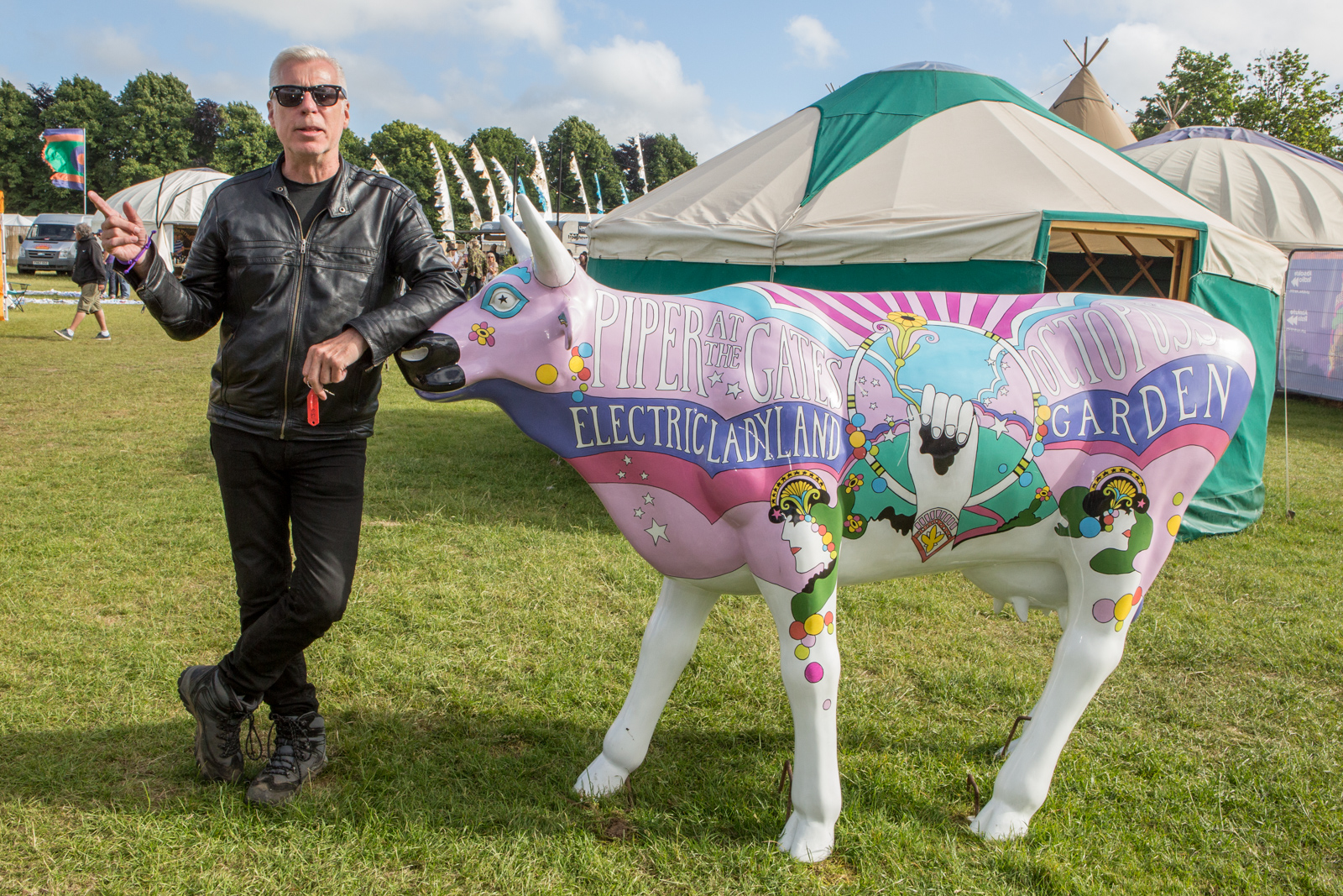 Isle of Wight Festival Owner John Giddings
