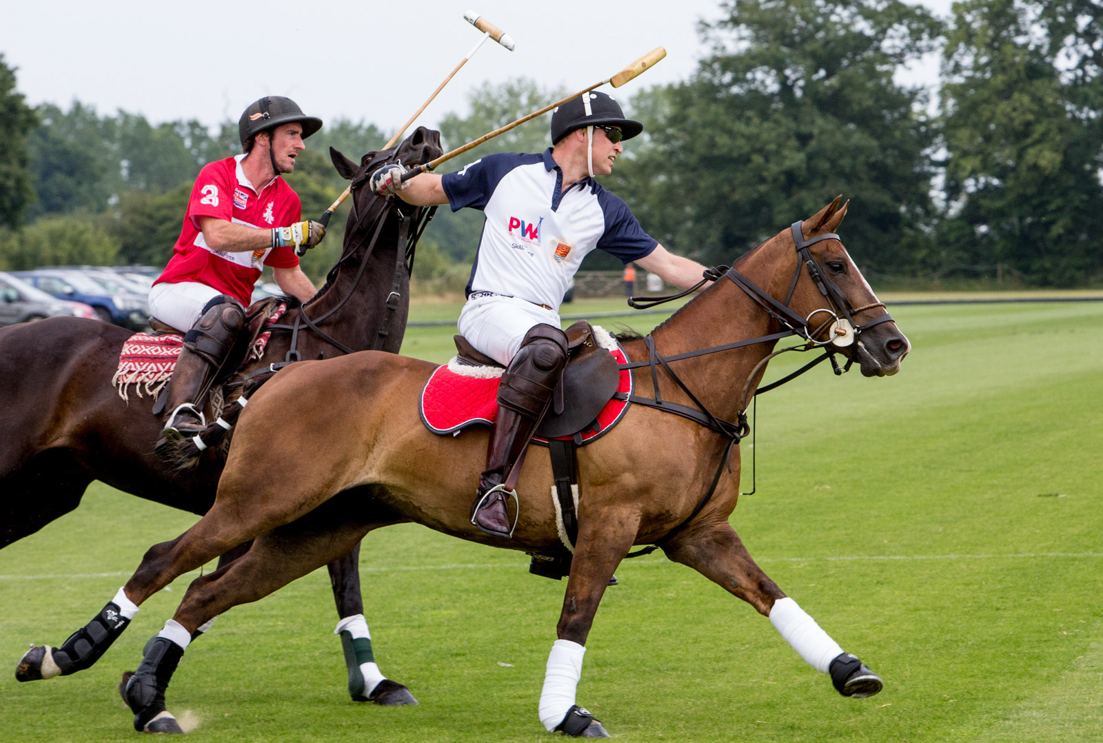 Norfolk Charity Polo Match
