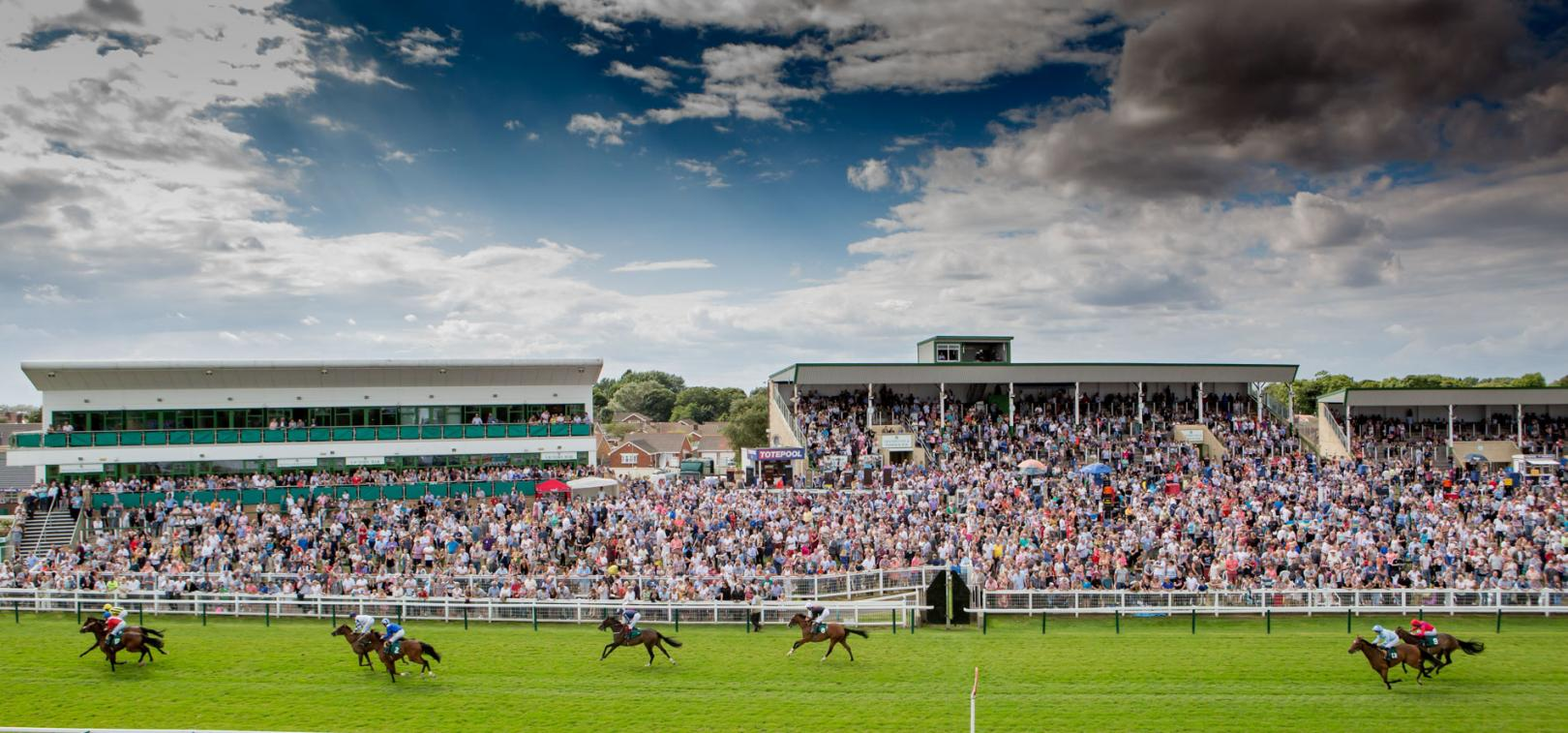 Great Yarmouth Racecourse Photography