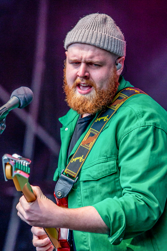 Tom Walker Brit Award Nomination