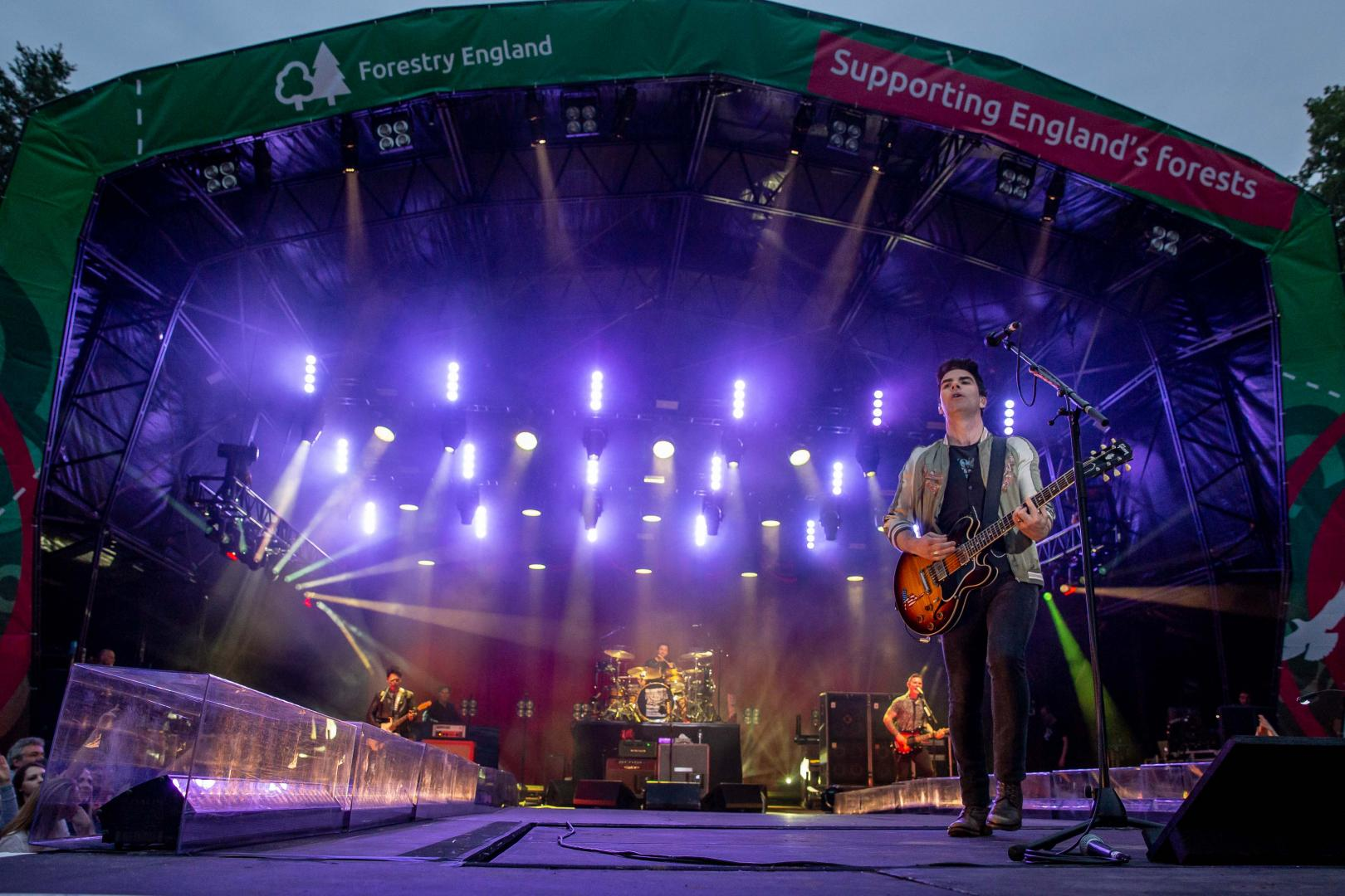 Stereophonics Concert Photography