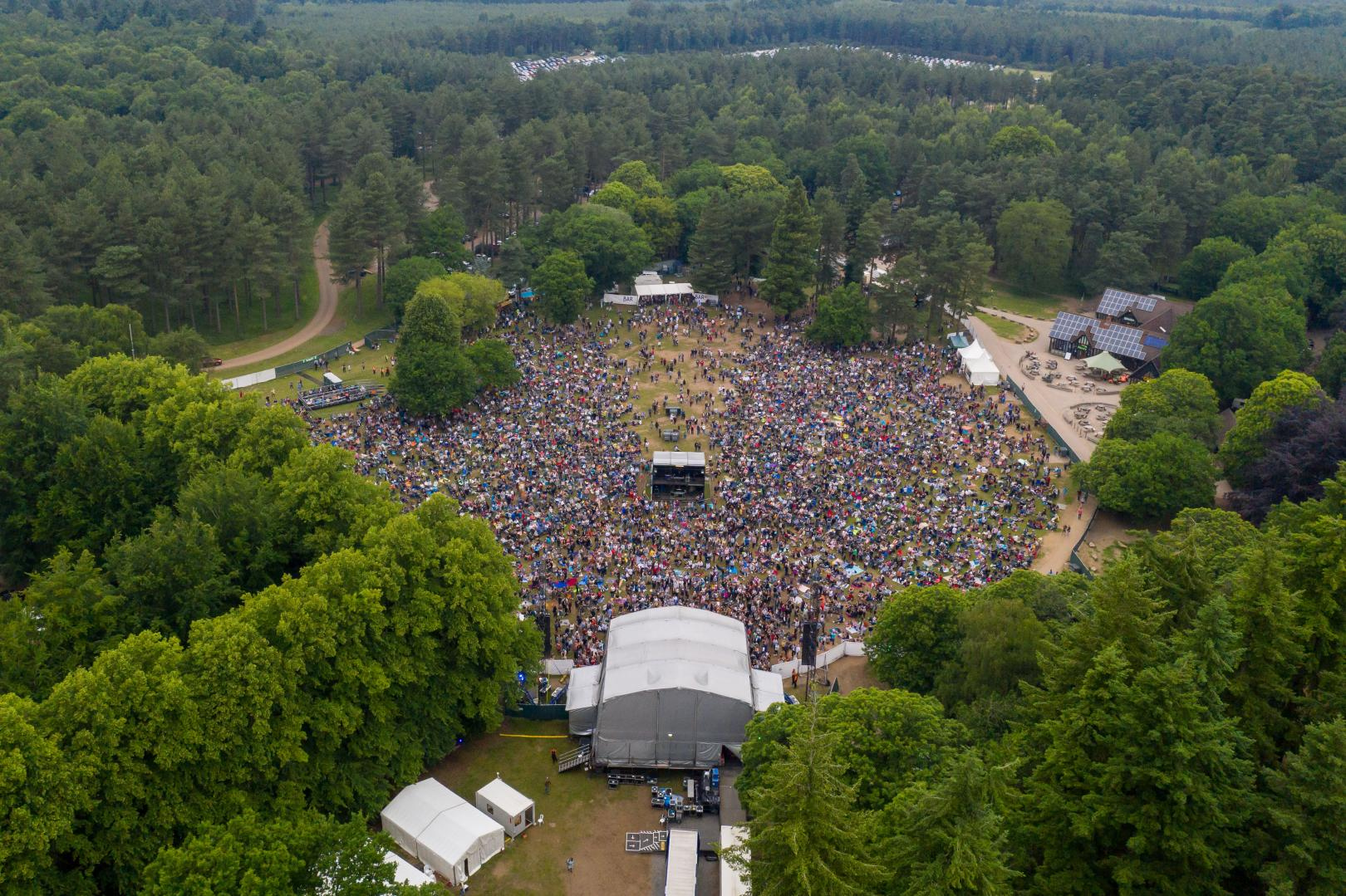 Stereophonics Drone Photography