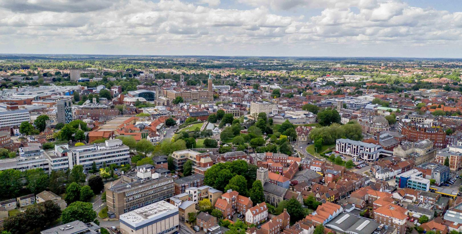 Norwich Commercial Drone Service