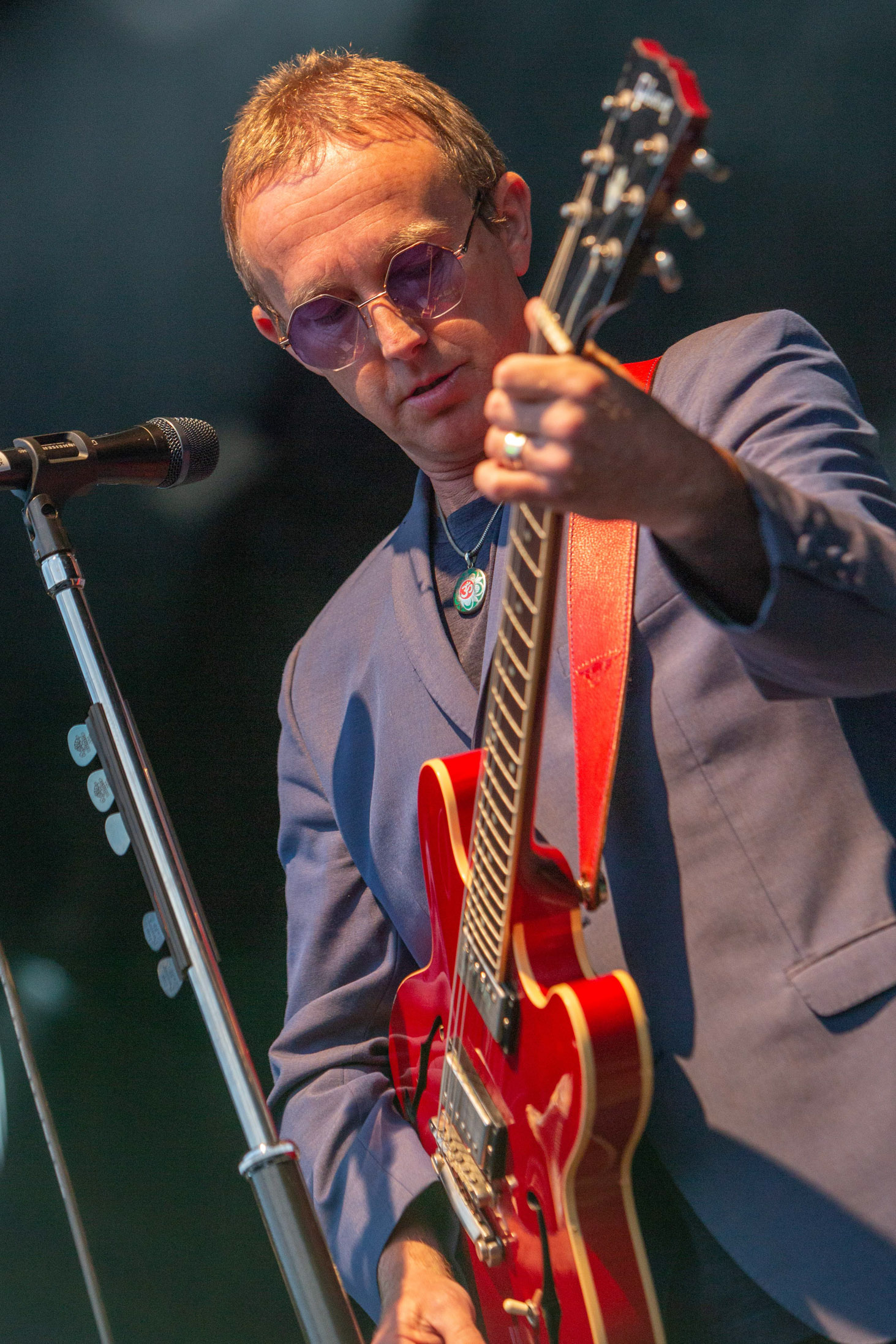 Steve Cradock Guitarist Concert Photography