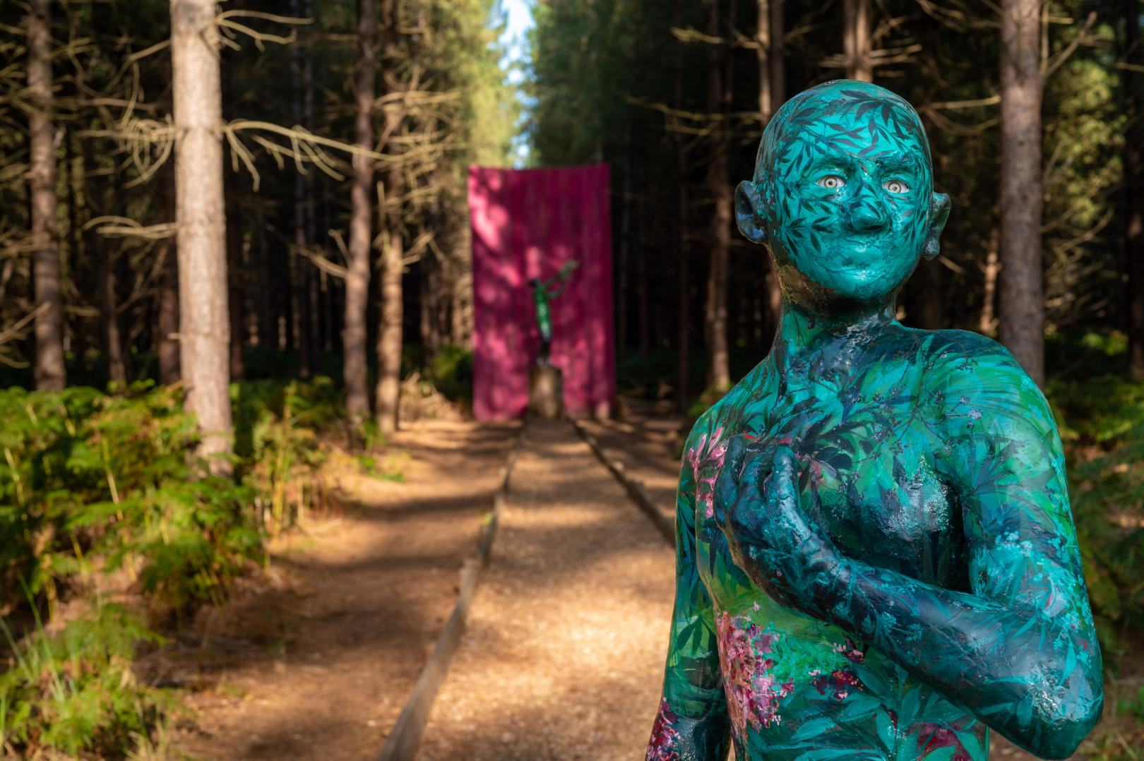 Artist Photography - Future Forest 68