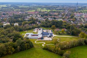Norwich Drone Photography. East Anglian Children's Hospice