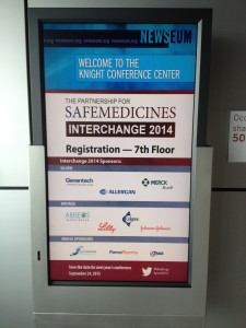 Drug Companies Front and Center at PSM Interchange Conference