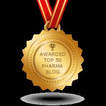 PharmacyCheckerBlog.com Awarded Top 50 Pharma Blog Award