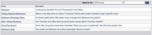 Medicare Drug Plans Forums