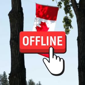 CanadaDrugCenter.com Offline