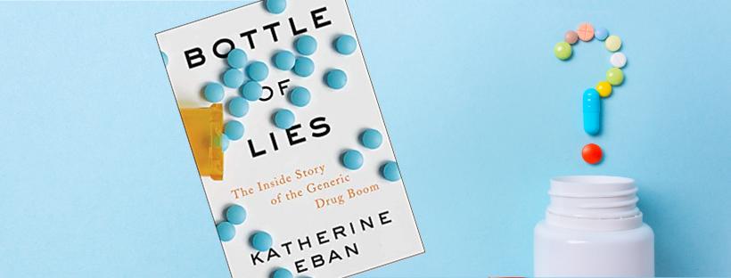 'Bottle of Lies' Author Katherine Eban: Dispense as Written