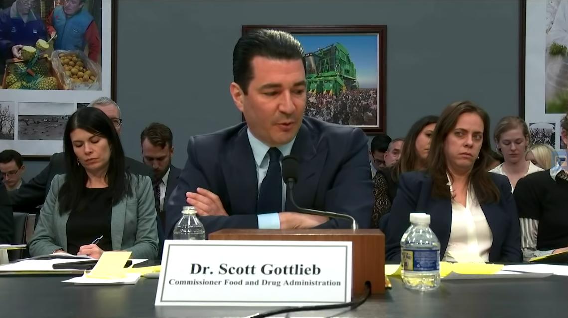Scott Gottlieb FDA