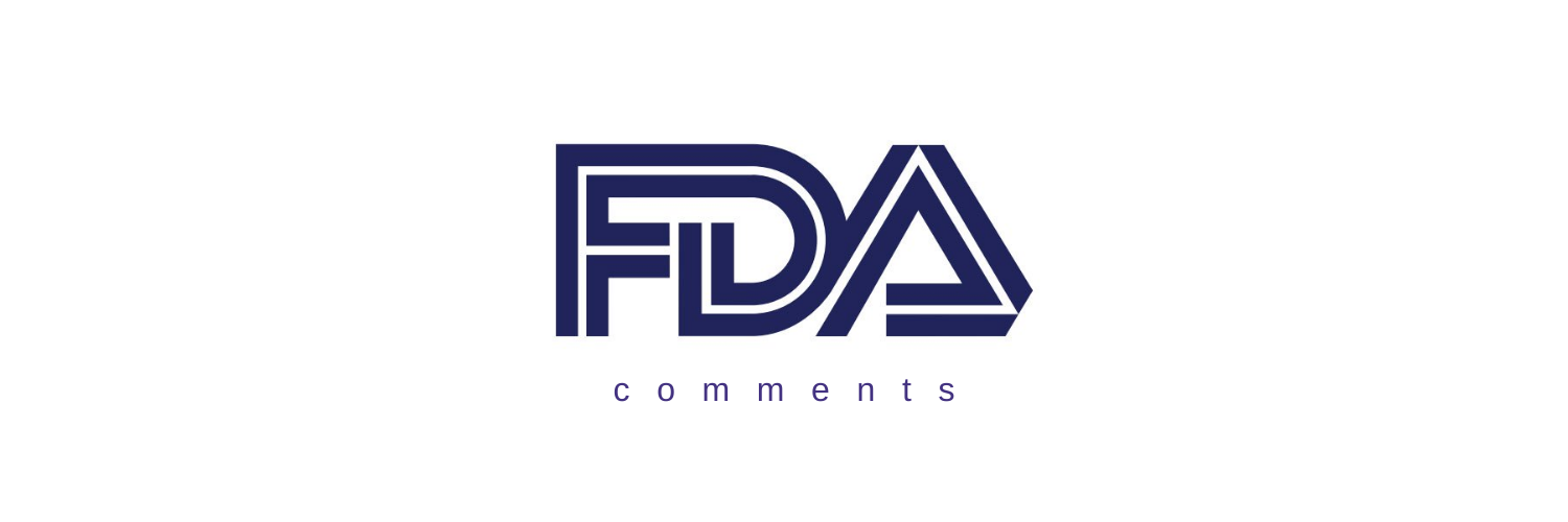 fda comments