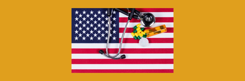 american flag pills