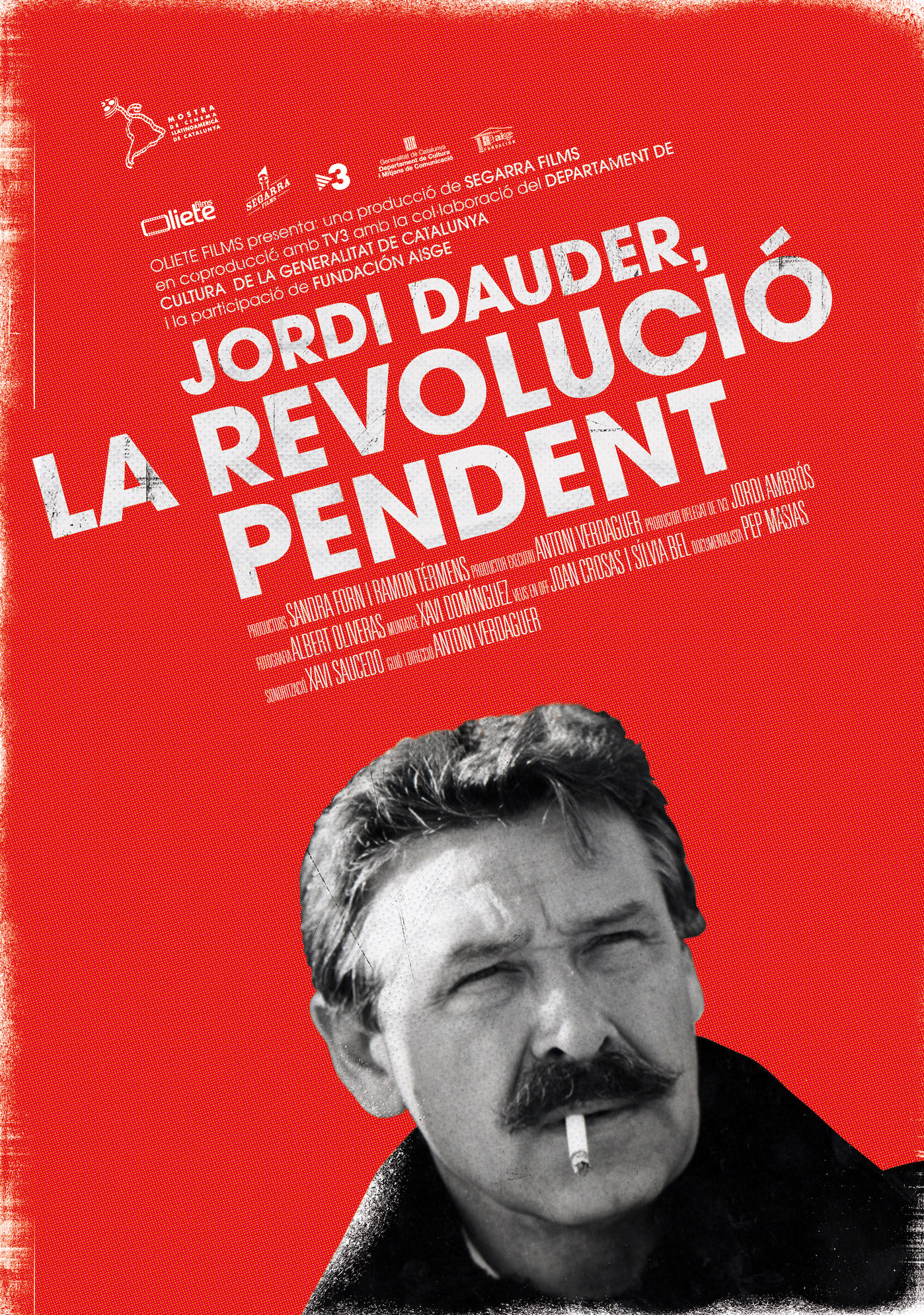Jordi Dauder, The pending revolution