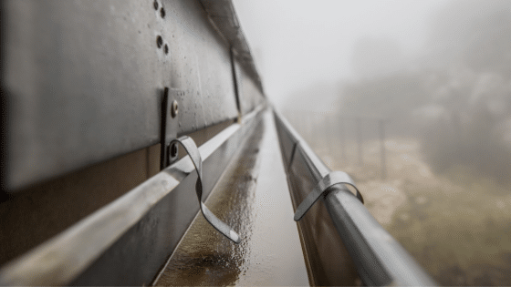 What are Seamless Rain Gutters?