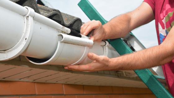 Why You Shouldn't Install Your Rain Gutters Yourself