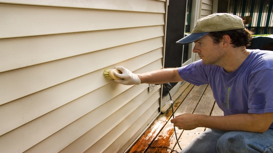 Can You Paint Vinyl Siding?