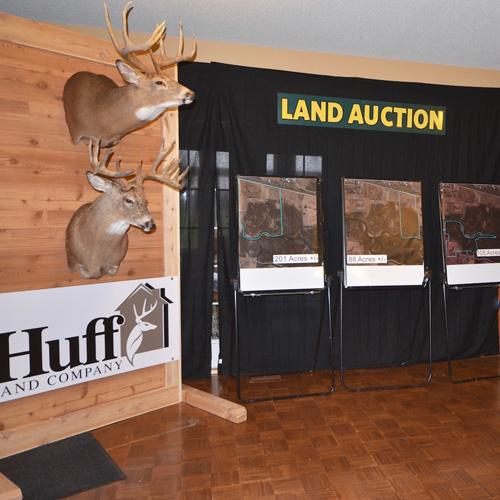 Iowa Land Auctions | Huff Land Company