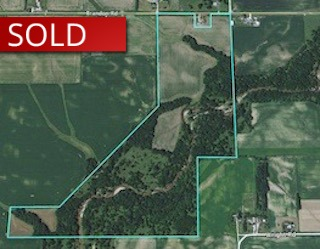 158 Acres Black Hawk County