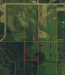 30 Acres Hunting Land | Butler County, Iowa
