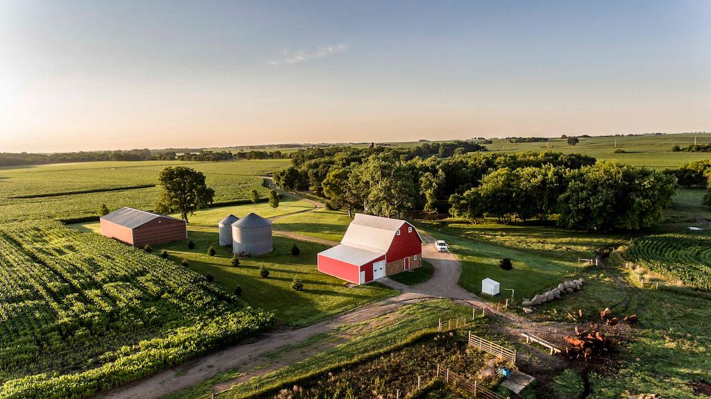 Building Lot For Sale   Dumont, Iowa