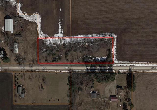 TBD 180th Plainfield, Iowa | Acreage Building Lot For Sale