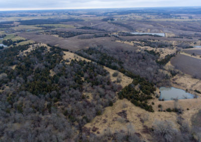 395 Acres Of Iowa Hunting Land For Sale In Clarke County | Huff Land Co.