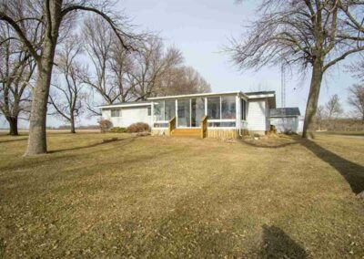23272 Fir Ave. Dumont | Butler County Acreage For Sale | Huff Land Co.