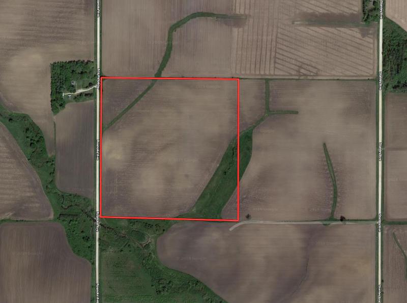 40 Acres Chickasaw County Iowa | Farmland for Sale